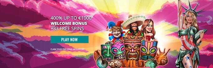oferta powitalna kasyna Superlines