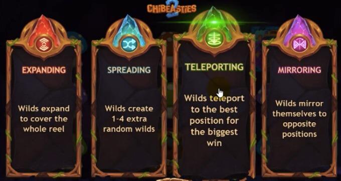 Możliwość zmiany trybu w Chibeasties 2