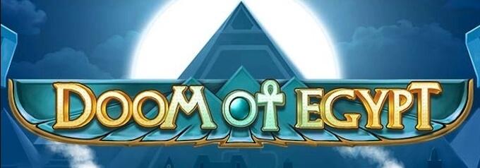 Doom of Egypt slot Play N Go