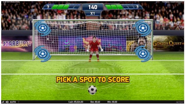 Football: Champions Cup - runda bonusowa