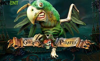 Zagraj w piracki automat - Ghost Pirates!