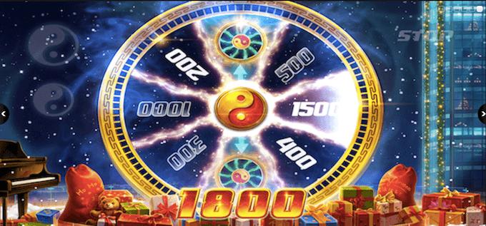 Ho Ho Tower - Wheels of the Sky bonus
