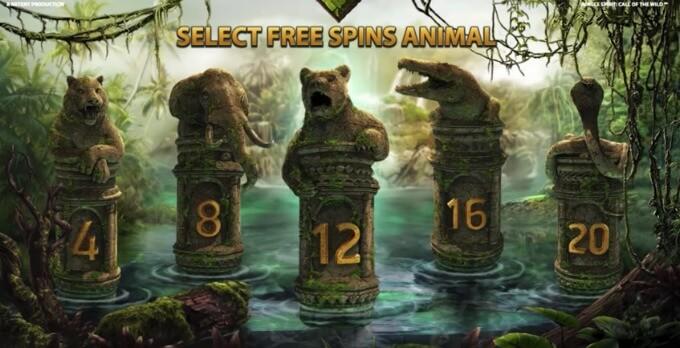 Jungle Spirit: Call of the Wild - Darmowe Spiny