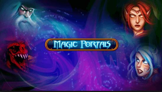 Zagraj na automacie Magic Portals