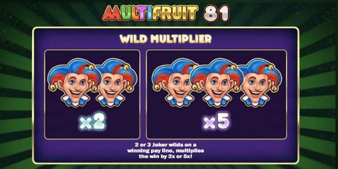 Multifruit 81 Expanding Wild