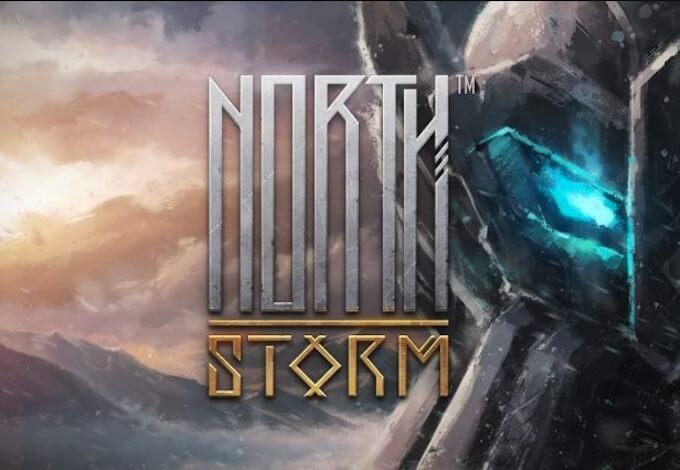 North Storm automat online od Rabcat