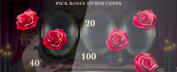 Phantom of the Opera Pick and Click Bonus