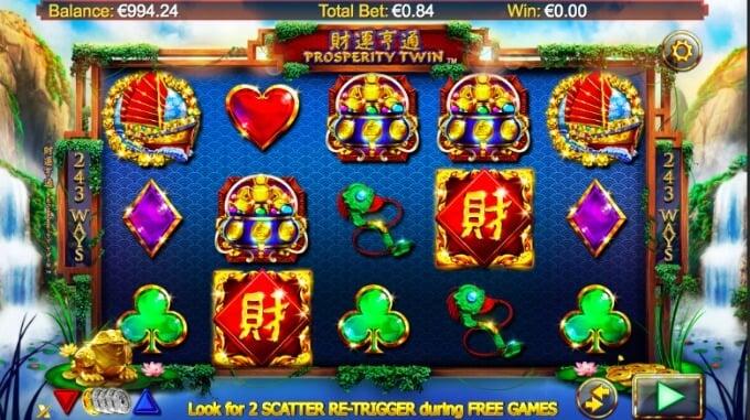 Zagraj na automacie Prosperity Twin