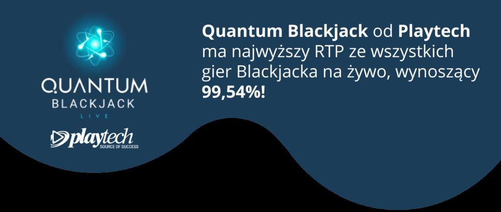 Quantum Blackjack Playtech
