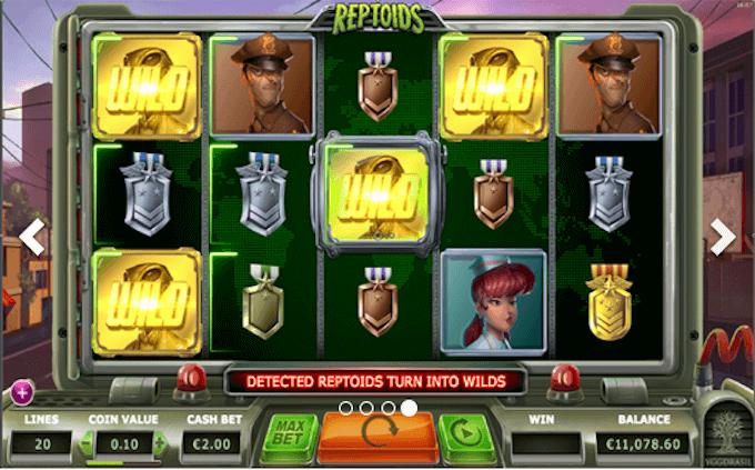 Rertoids - Repto detector Bonus