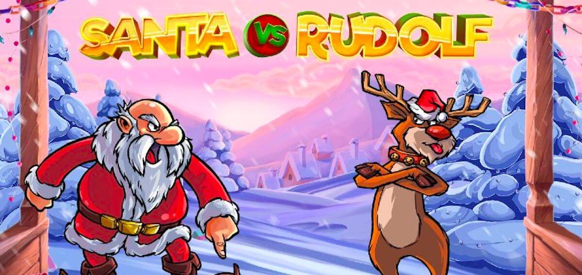 Automat Santa vs Rudolf