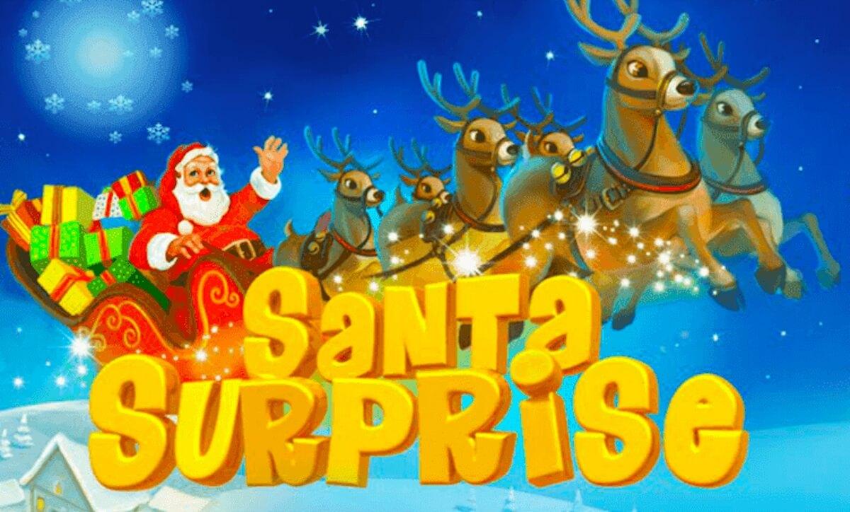 Automat Santa Suprise