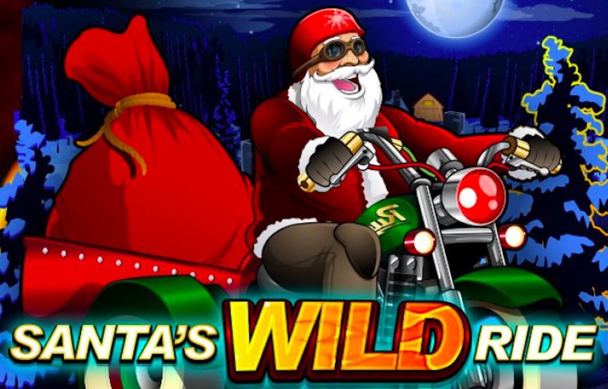 Automat Santa's Wild Ride
