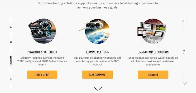 SBTech - producent zakładów sportowych i rozwiązań kasynowych