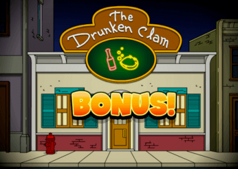 Family Guy - The drunken Clam runda bonusowa