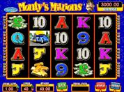Barcrest Monty's Milions slot