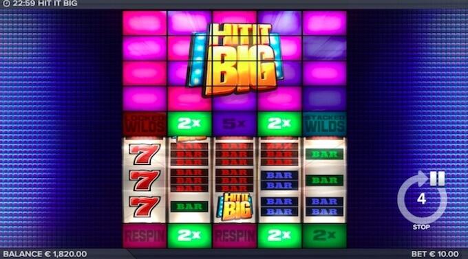 Hit it Big slot od Elk Studios