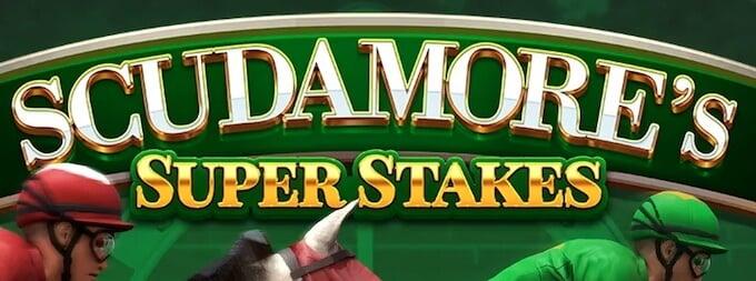 Scudamore's Super Stakes slot od netent