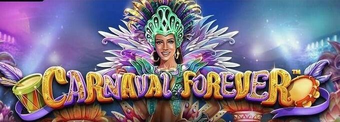Carnival Forever slot od Betsoft
