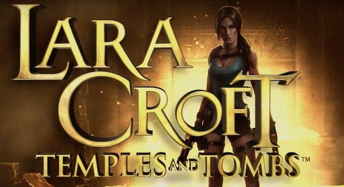 Lara Croft Temples and Tombs slot od Microgaming efekty graficzne