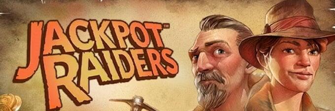 Jackpot Raiders slot od Yggdrasil