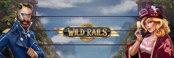 Wild Rails slot od Play N GO recenzja