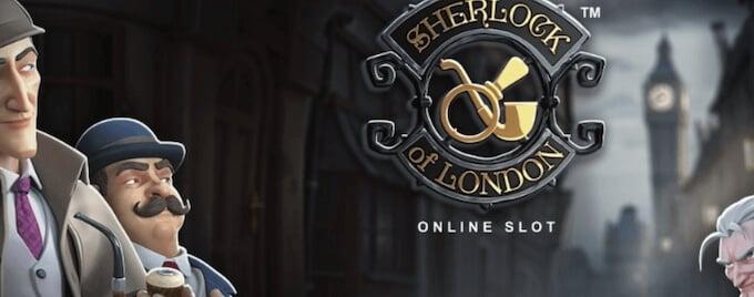 Sherlock of London slot od Rabcat Gaming recenzja