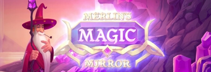 Merlins Magic Mirror recenzja slotu iSoftBet