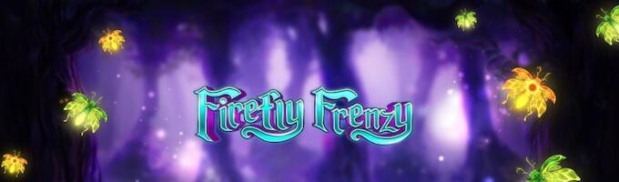 Firefly Frenzy slot Play'n Go recenzja