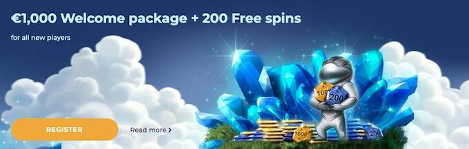 Bonus powitalny w nowym kasynie online Casoo