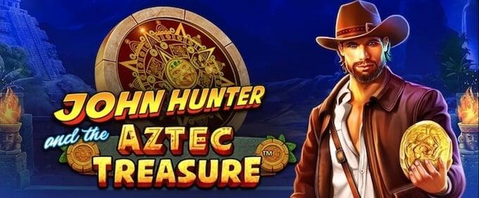 John Hunter and the Aztec Treasure slot od Pragmatic Play