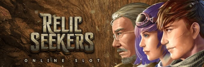 Relic Seekers slot od Microgaming