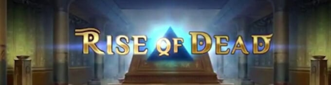Rise of Dead nowy slot od Play'n Go