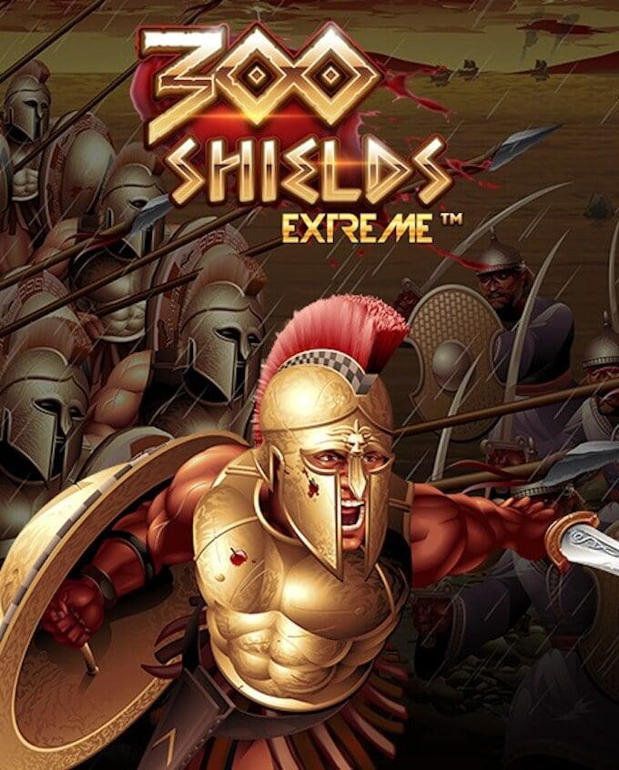 300 Shield Extreme nowy automat video od NextGen gaming