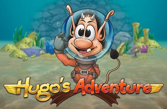 Hugo's Adventure nowy automat online od Play N Go
