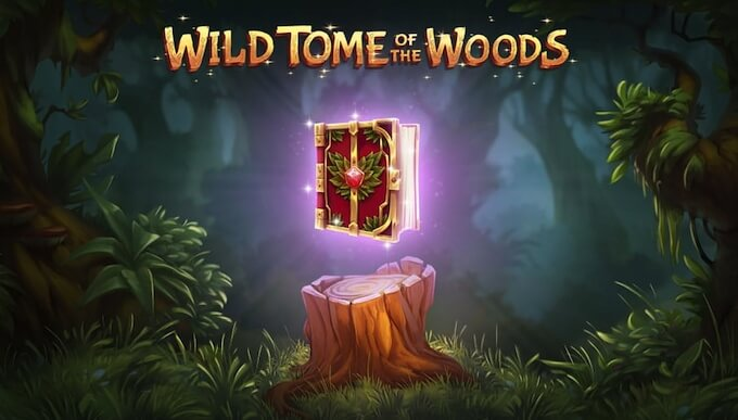 Wild Tome of the Woods slot od Quickspin