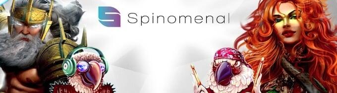 dostawca gier kasynowych Spinomenal