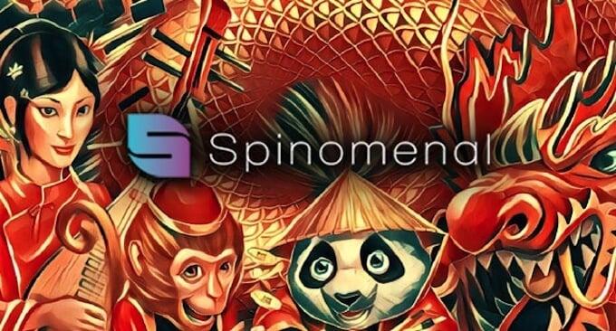 selekcja gier od dostawcy Spinomenal