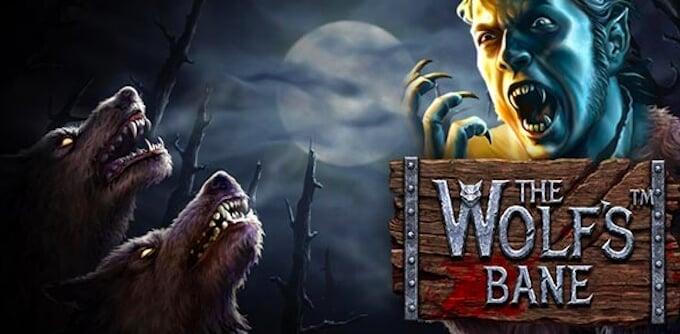 The Wolfs Bane slot od NetEnt