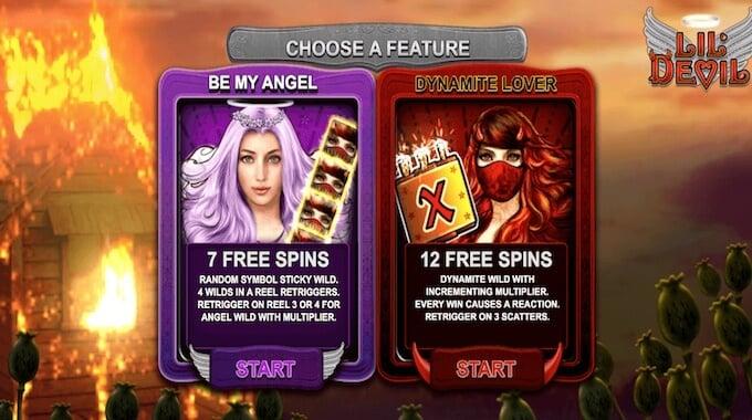 Lil Devil slot od Big Time Gaming