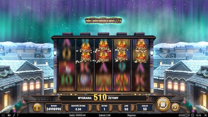 Xmas Magic slot od Play N Go