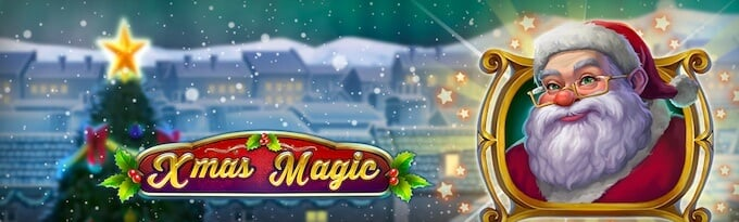 Xmas Magic slot nowy slot od Play N Go