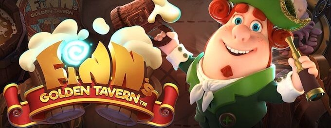 Finn's Golden Tavern nowy automat NetEnt
