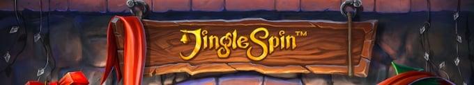 Jingle Spin nowy automat od NetEnt