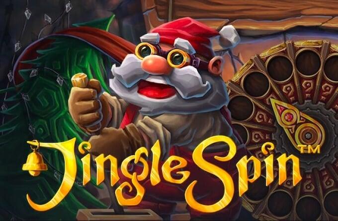 Jingle Spin slot Netent