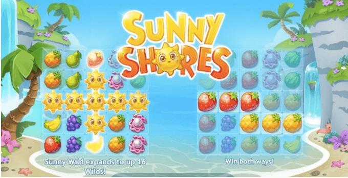 Zagraj na automacie Sunny Shores!