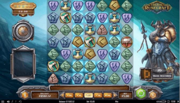 Zagraj na nowym automacie od Play'N Go - Viking Runecraft!