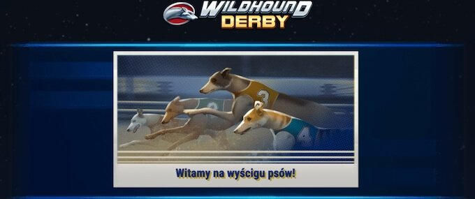 Wildhound Derby nowy automat Play N Go